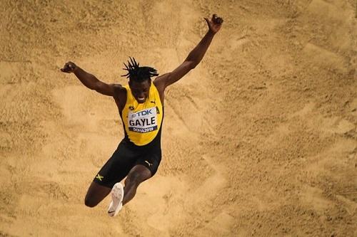 Tajay Le Takes Historic Long Jump