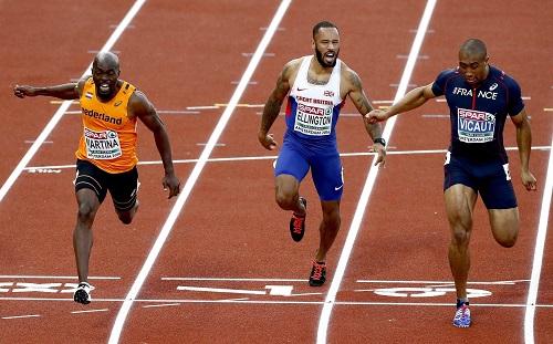 European athletics 2016 results