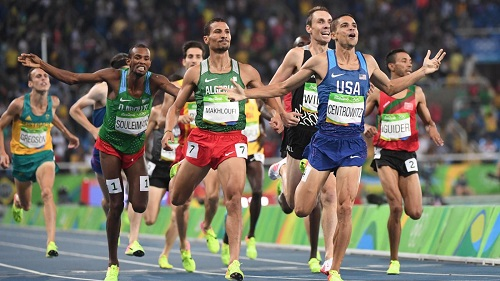 Centrowitz will return to action on in Lausanne after winning 1500m gold in Rio Olympics