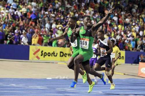 Issa Grace Kennedy Boys And Girls Championships 2017