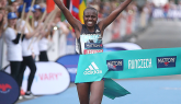 Results: Prague Half Marathon 2017 - Kenya's Joyciline Jepkosgei (64:54) sets new World Record