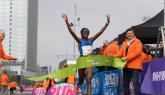 Berlin Half Marathon: Late-entrant Joan Melly takes surprise victory while fellow-Kenyan Gilbert Masai wins