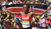 Olympic Marathon Champion  Sumgong Fails Drug Test