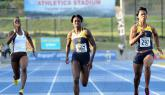 Elaine Thompson posts impressive wind aided (+2,2) 10.75s 100m win in Kingston