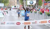 Vienna Marathon: Kenyans Albert Korir and Nancy Kiprop win thrilling duels