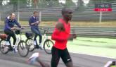 Kipchoge Runs Shocking 2:00:24 Marathon Record