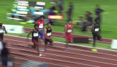 Rodgers beats De Grasse in 100m in Guadaloupe
