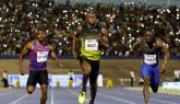 Usain Bolt Wins 100m at Racers Grand Prix