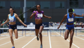 6 Women Break 54sec in 400mH at USA Championships