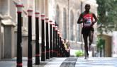 Geoffrey Kirui wins global marathon title