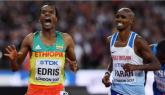 Edris deates Farah for 5000m gold
