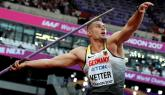 Johannes Vetter produces 93.89m throw in Thum