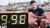 Yoshihide Kiryu Clocks 9.98 in 100m in Japan