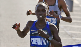 Tola and Cheruiyot take Frankfurt Marathon titles