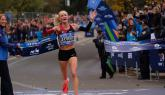 Shalane Flanagan Wins New York City Marathon