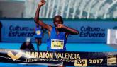 Results: Valencia Marathon 2017