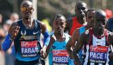 Farah will start 2018 season with London half marathon