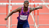 McLeod and Harrison set 60mh World Leads in Kentucky