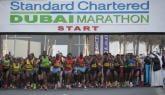 Live: Dubai Marathon 2018