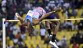 Barshim Clears WL 2.38m at Asian Championships in Tehran