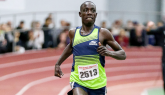 Edward Cheserek clocks history's 2nd fastest indoor mile with 3:49.44 in Boston