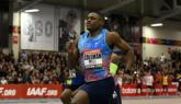 Coleman Storms 6.34sec and Breaks 60m World Record