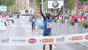 Defending Champion Nancy Kiprop heads strong women's Vienna marathon field