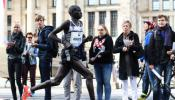 World record holder Dennis Kimetto will run Vienna Marathon on 22nd April