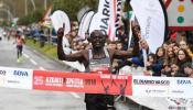 Kiptoo beats Gebrselassie's World Masters Record