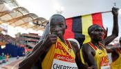 Uganda's Cheptegei wins Commonwealth Games men's 5000m title