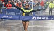 Results: Boston Marathon 2018