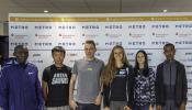 Gilbert Yegon challenges course record holder Dereje Tulu in Düsseldorf