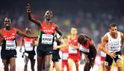 Olympic and World Champion Kiprop Tests Positive