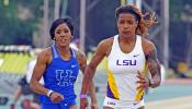 Aleia Hobbs Storms 10.93 at SEC Championships