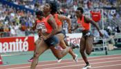 Shelly-Ann Fraser Pryce is back on Track at the JN Racers Grand Prix