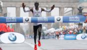 Kipchoge Aims Personal Record at Berlin Marathon
