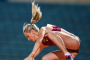 Sports Picture: Australia's Alana Boyd Grasshopper Style Pole Vaulting