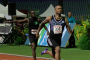 Keston Bledman (9.86) and Kelly-Ann Baptiste (10.84) in 100m  at Trinidad and Tobago national championships