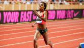 Genzebe Dibaba Breaks 2000m World Record