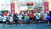 Live: Rak Half Marathon