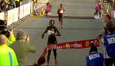Peres Jepchirchir 65:06 sets Half Marathon World Record