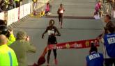 Peres Jepchirchir 65:06 sets Half Marathon World Record