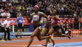Elaine Thompson destroys the 60m field with a new world lead time in Birmingham