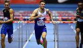 Five Champions Crowned on Day One at European Indoor Championships in Belgrade