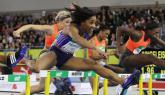 WR Holder Kendra Harrison Wins Her First US Title