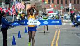 Lilesa and Huddle Grab NYC Half Marathon Titles