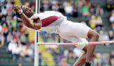 Texas A&M's Lindon Victor Breaks Collegiate Decathlon Record With 8472 Points
